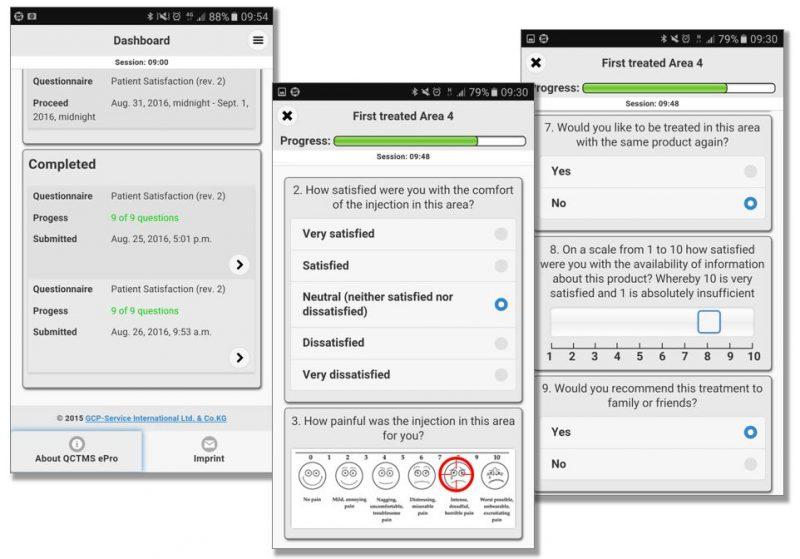 ePRO Example design
